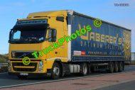 TR-00001 Volvo FH Reg:- MJX421 Op:- Waberer's