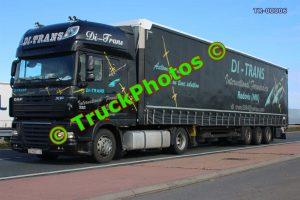 TR-00006 DAF XF Reg:- ST857IS Op:- Di-Trans