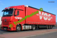TR-00009 Mercedes Actros Reg:- CJ15UOB Op:- VOS