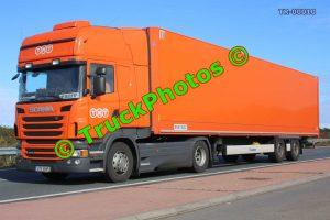 TR-00010 Scania R400 Reg:- 279BHP Op:- TNT