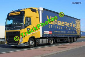 TR-00014 Volvo FH Reg:- MWV833 Op:- Waberer's