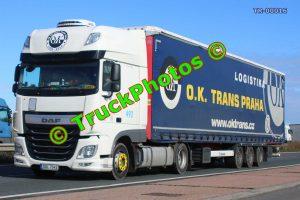 TR-00016 DAF XF Reg:- 3SA7943 Op:- OK Trans Praha