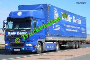 TR-00039 DAF CF Reg:- 35AR7022 Op:- Kadir Demir