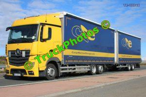 TR-00048 Mercedes Actros Reg:- PNT40963 Op:- CSE