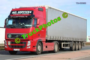 TR-00059 Volvo FH Reg:- JF4206 Op:- BCL Services