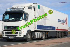 TR-00066 Volvo FH Reg:- HE9609 Op:- Alexandra Group