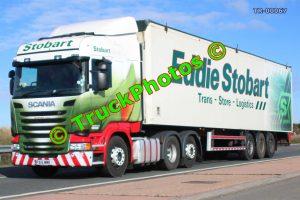 TR-00067 Scania R450 Reg:- PX15WMK Op:- Eddie Stobart