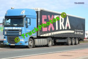TR-00068 DAF XF Reg:- 5PI8772 Op:- Extra