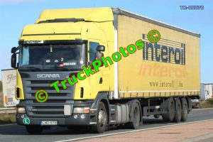 TR-00070 Scania R420 Reg:- LMD878 Op:- Interoil