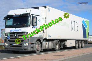TR-00071 Mercedes Actros Reg:- P1573AP Op:- NTG