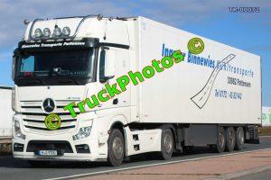 TR-00072 Mercedes Actros Reg:- HA9700 Op:- Ingmar Binnewies