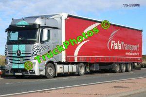 TR-00083 Mercedes Actros Reg:- 3AH2137 Op:- Fiala Transport