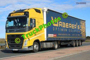 TR-00090 Volvo FH Reg:- MW061 Op:- Waberer's