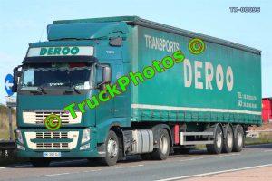 TR-00095 Volvo FH Reg:- BK382DJ Op:- Deroo