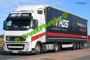 TR-00098 Volvo FH Reg:- PO6J612 Op:- Arkos