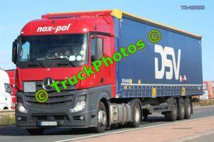 TR-00099 Mercedes Actros Reg:- KN80304 Op:- DSV