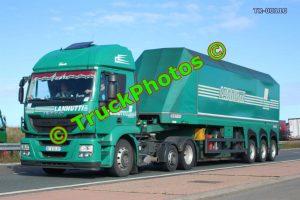 TR-00110 Iveco  Reg:- DF810SF Op:- Lannutti