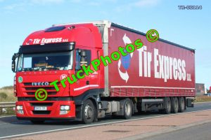 TR-00114 Iveco Stralis Reg:- B113TIR Op:- TIR Express