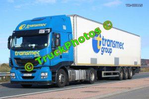 TR-00115 Iveco  Reg:- B56LTT Op:- Transmec Group