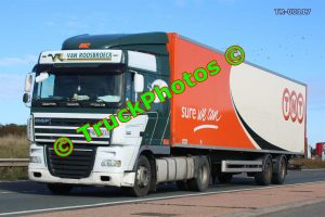 TR-00117 DAF XF Reg:- NE96233 Op:- TNT