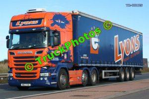 TR-00125 Scania R520 Reg:- WEZ700 Op:- Lyons