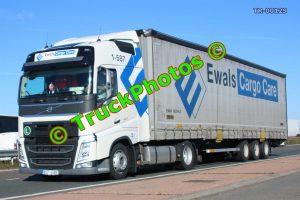 TR-00129 Volvo FH Reg:- 8U74485 Op:- Ewals Cargo Care