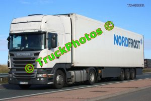 TR-00131 Scania R420 Reg:- FFH933 Op:- Nord Frost