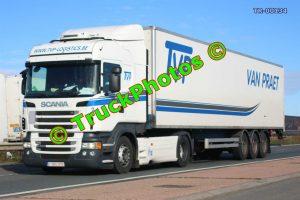 TR-00134 Scania R420 Reg:- 1DKC676 Op:- TVP Van Praet