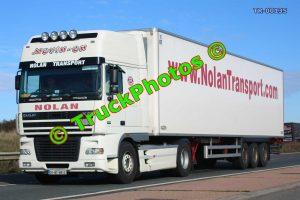 TR-00135 DAF XF Reg:- 05WX6815 Op:- Nolan Transport