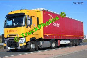 TR-00136 Renault  Reg:- 88QD94 Op:- Patinter