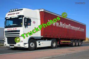 TR-00148 DAF XF Reg:- 04WX5989 Op:- Nolan Transport