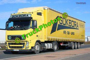 TR-00151 Volvo FH Reg:- CA1802PX Op:- Gokbora