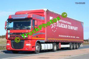 TR-00153 DAF XF Reg:- VL72RZV Op:- International Lazar Company