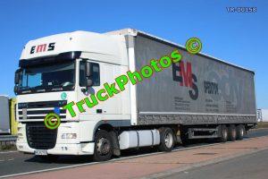 TR-00158 DAF XF Reg:- NEMS7009 Op:- EMS Spedition