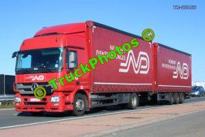 TR-00166 Mercedes Actros Reg:- FZI31137 Op:- Norbert Dentressangle