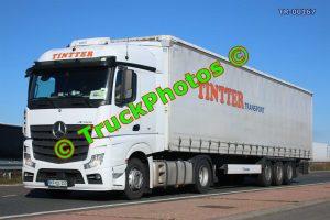 TR-00167 Mercedes Actros Reg:- KPDC233 Op:- Tintter Transport