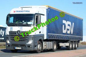 TR-00174 Mercedes Actros Reg:- GOT758 Op:- DSV