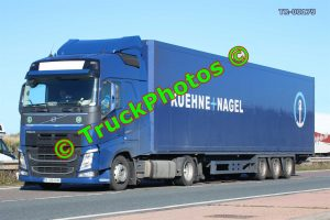 TR-00179 Volvo FH Reg:- B106KNN Op:- Kuehne + Nagel