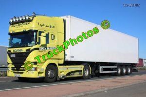 TR-00186 Scania R520 Reg:- 141G3288 Op:- Iggy Madden
