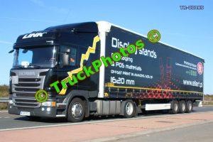 TR-00189 Scania R410 Reg:- WGM3EG6 Op:- Ellert