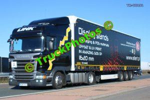 TR-00191 Scania R410 Reg:- WGM1AE2 Op:- Ellert