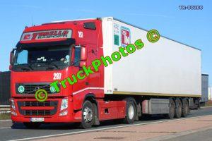 TR-00200 Volvo FH Reg:- BL653DF Op:- Torello Trasporti