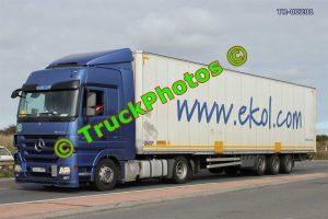 TR-00201 Mercedes Actros Reg:- 34FL9907 Op:- Ekol