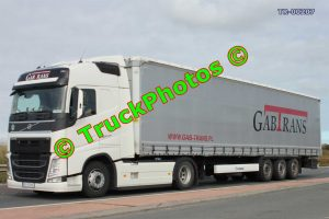 TR-00207 Volvo FH Reg:- BI7194T Op:- Gabtrans