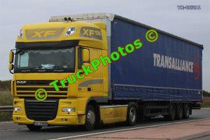 TR-00211 DAF XF Reg:- GL41MBM Op:- Transalliance