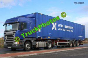 TR-00214 Scania R410 Reg:- IS44MUN Op:- Wim Bosman
