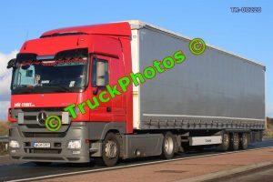TR-00220 Mercedes Actros Reg:- WGM59R1 Op:- Daw-Trans