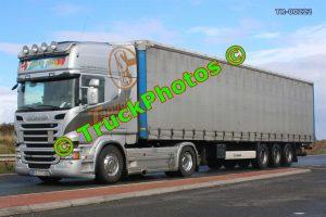 TR-00222 Scania R560 Reg:- RAST744 Op:- Taplick Trans