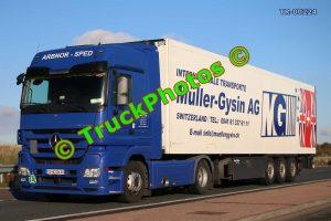 TR-00224 Mercedes Actros Reg:- SK6208AH Op:- Muller-Gysin