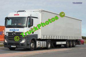 TR-00227 Mercedes Actros Reg:- ST7729G Op:- Huber